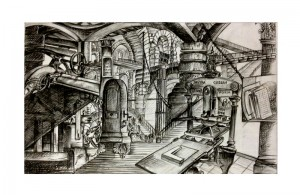 Piranesi's Workshop
